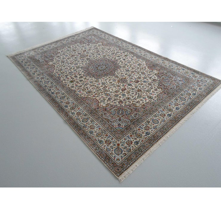 200cm x 300cm Kashan Persian Rug