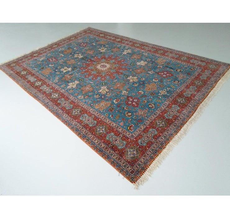 250cm x 355cm Isfahan Persian Rug