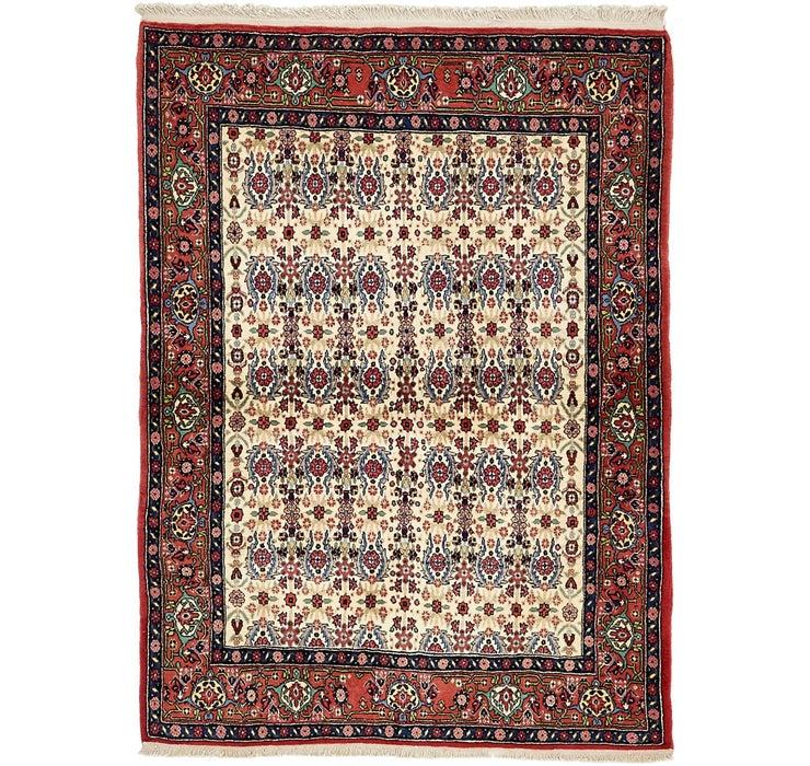 120cm x 157cm Bidjar Persian Rug