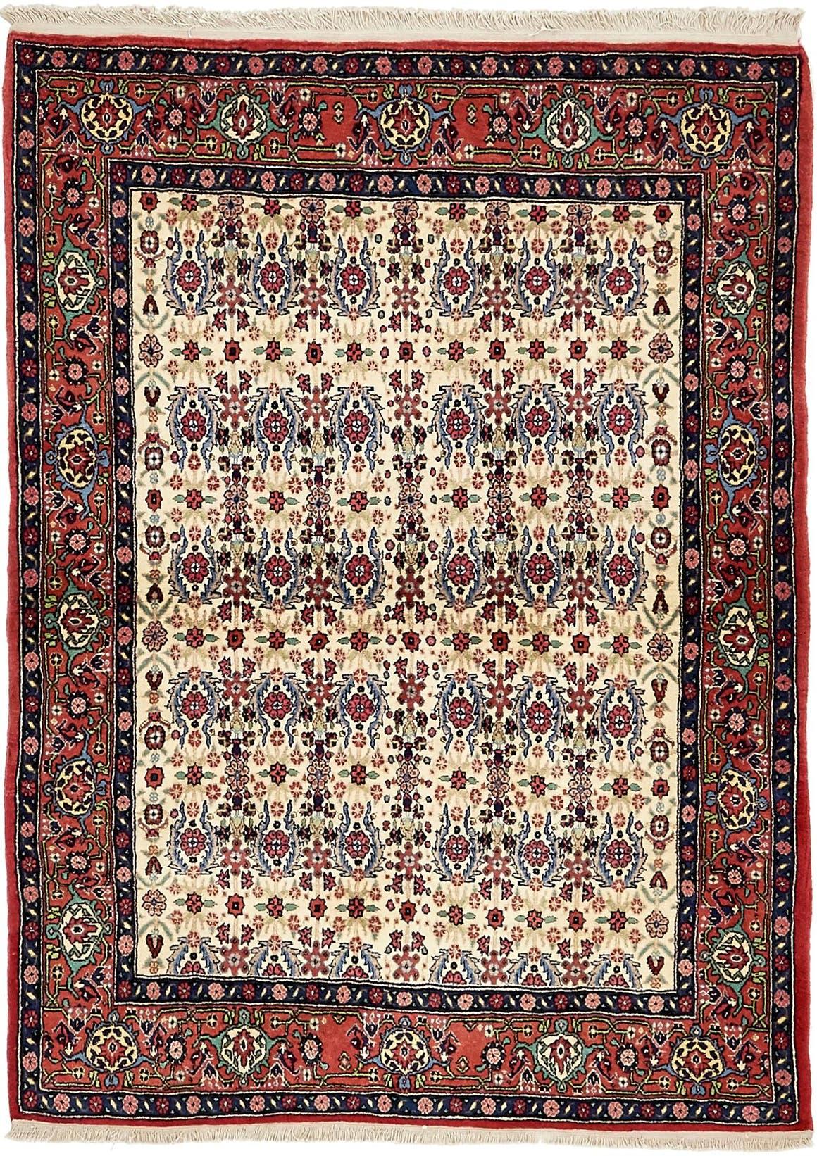 3' 11 x 5' 2 Bidjar Persian Rug main image