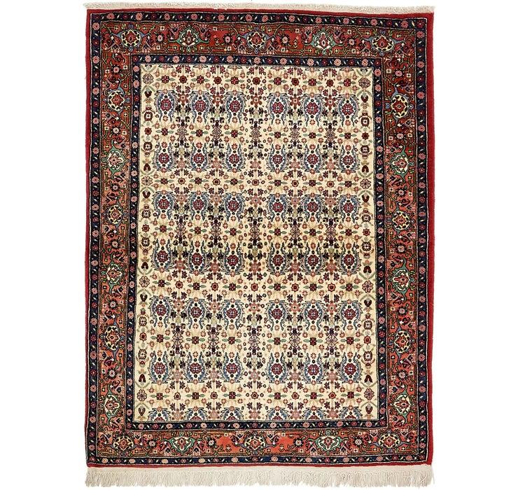 4' x 5' 4 Bidjar Persian Rug