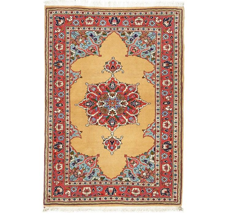 3' 6 x 5' 1 Bidjar Persian Rug