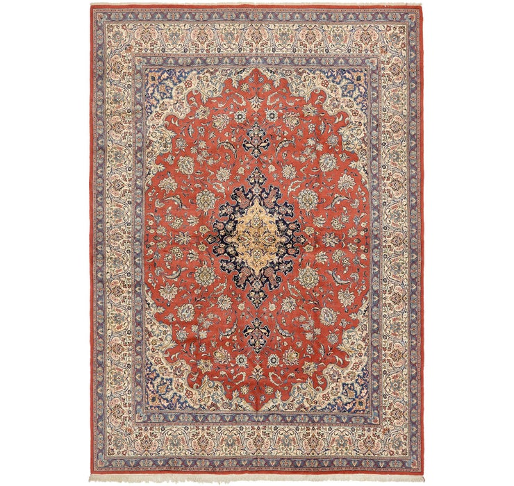 350cm x 490cm Sarough Persian Rug
