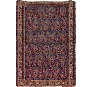 Image of 4' 5 x 6' 5 Malayer Persian Rug