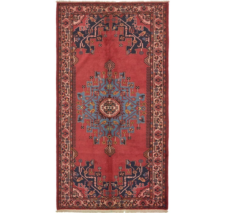 165cm x 310cm Tafresh Persian Runner ...