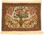 60cm x 85cm Tabriz Persian Rug thumbnail
