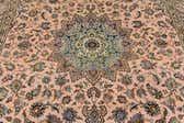 8' 4 x 11' 6 Kashan Persian Rug thumbnail