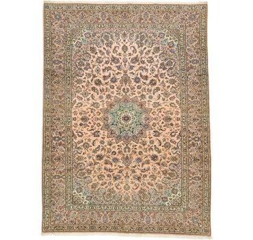 255cm x 350cm Kashan Persian Rug main image