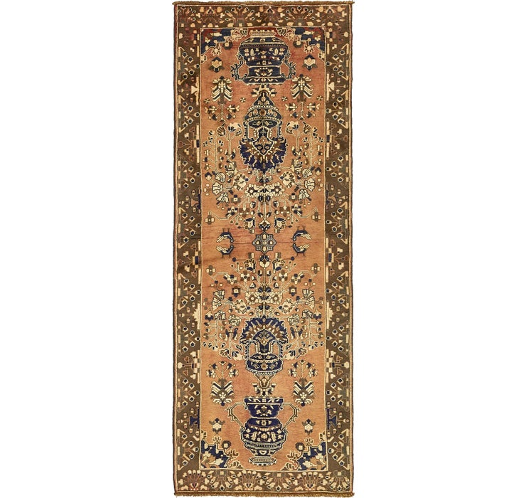 107cm x 290cm Tafresh Persian Runner ...