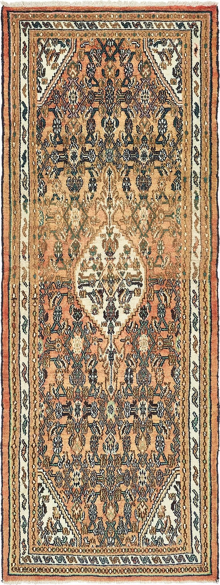 3' 8 x 10' 2 Liliyan Persian Runner Rug main image