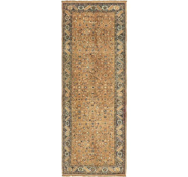 110cm x 315cm Hossainabad Persian Run...