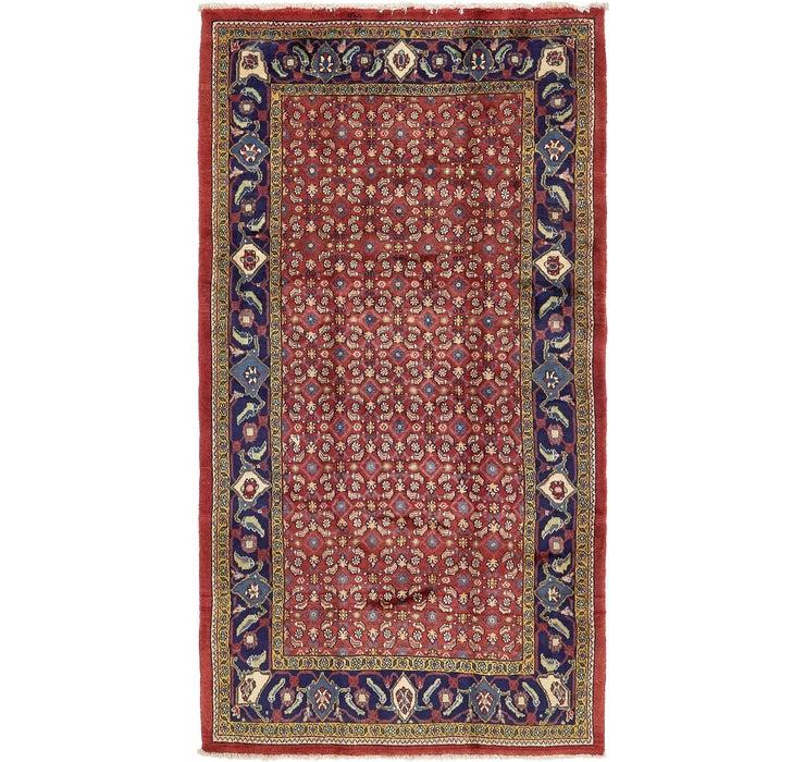 4' 10 x 9' 3 Farahan Persian Rug