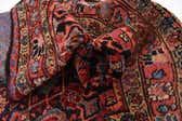 3' 7 x 8' 9 Hossainabad Persian Runner Rug thumbnail