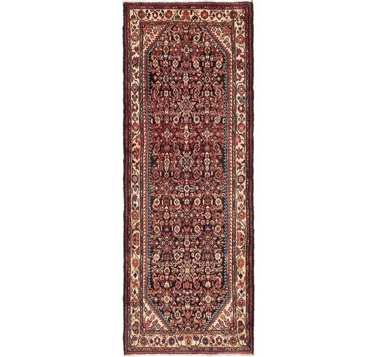 117cm x 310cm Hossainabad Persian Run...