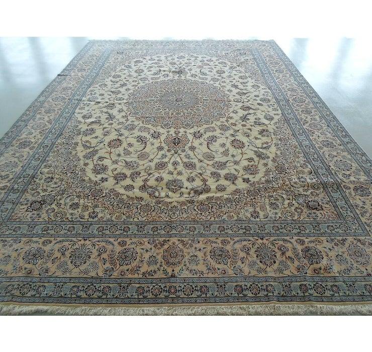 360cm x 510cm Nain Persian Rug