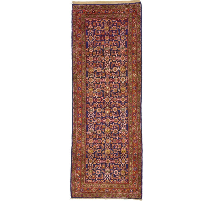 105cm x 270cm Malayer Persian Runner ...