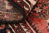 4' 4 x 10' 3 Hossainabad Persian Runner Rug thumbnail