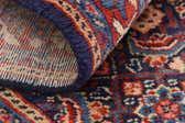 3' 7 x 10' 1 Farahan Persian Runner Rug thumbnail