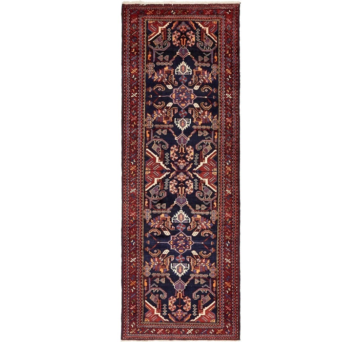 107cm x 305cm Tafresh Persian Runner ...