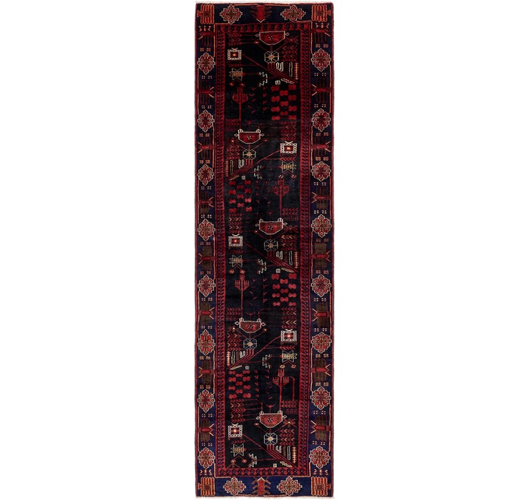 3' 5 x 13' 2 Saveh Persian Runner Rug