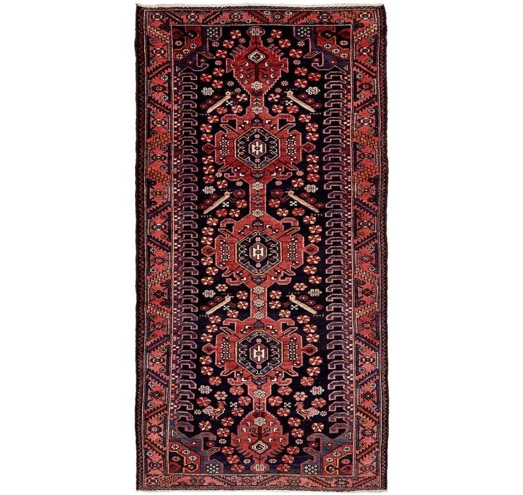 145cm x 302cm Shahsavand Persian Runn...