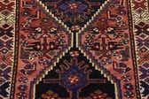 3' 4 x 9' 8 Zanjan Persian Runner Rug thumbnail