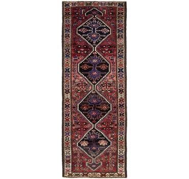 3' 4 x 9' 8 Zanjan Persian Runner Rug main image