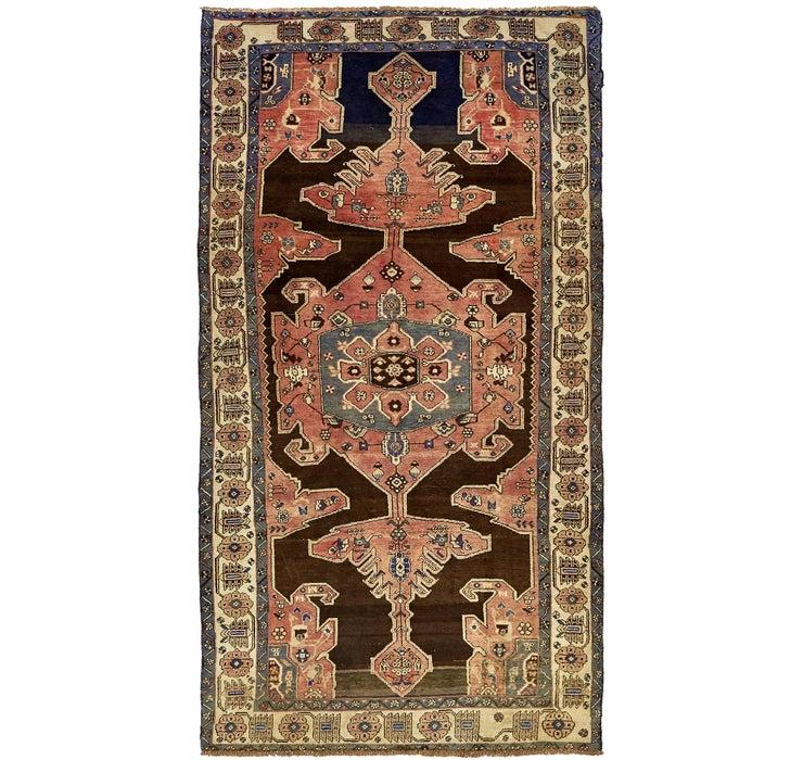 152cm x 292cm Shahsavand Persian Runn...