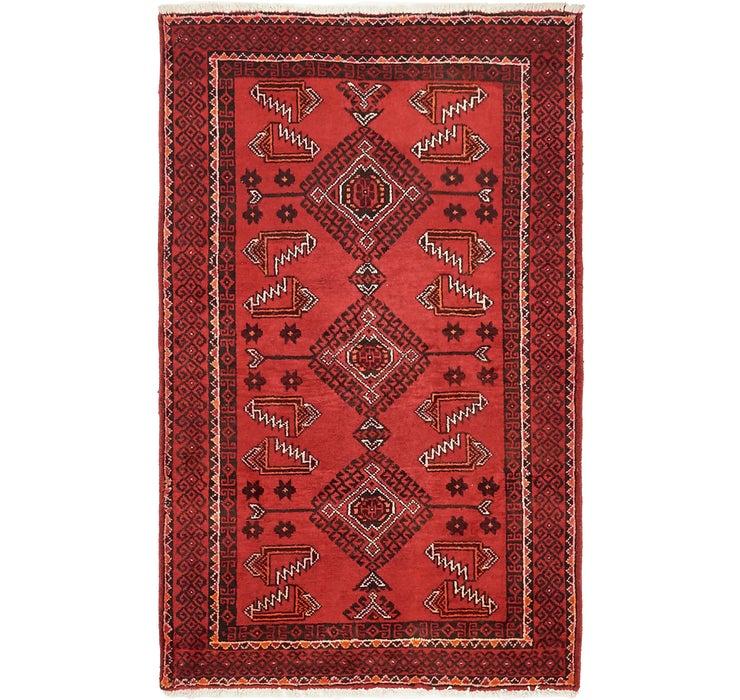 117cm x 195cm Ferdos Persian Rug
