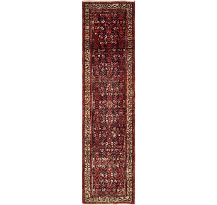 105cm x 420cm Malayer Persian Runner ...