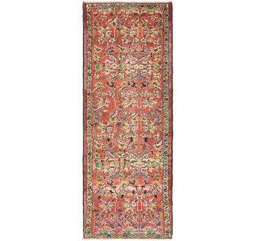 3' 7 x 9' 5 Bakhtiar Persian Runner Rug main image