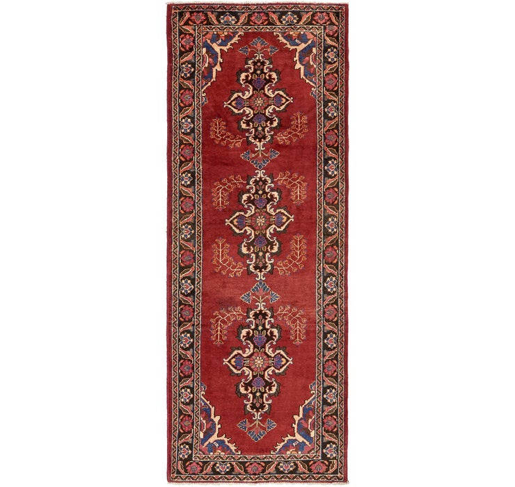115cm x 315cm Ferdos Persian Runner Rug