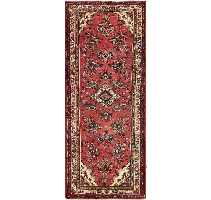 115cm x 295cm Khamseh Persian Runner ...
