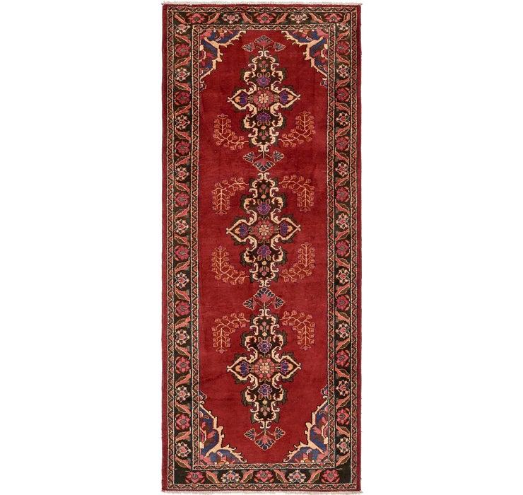 112cm x 310cm Ferdos Persian Runner Rug