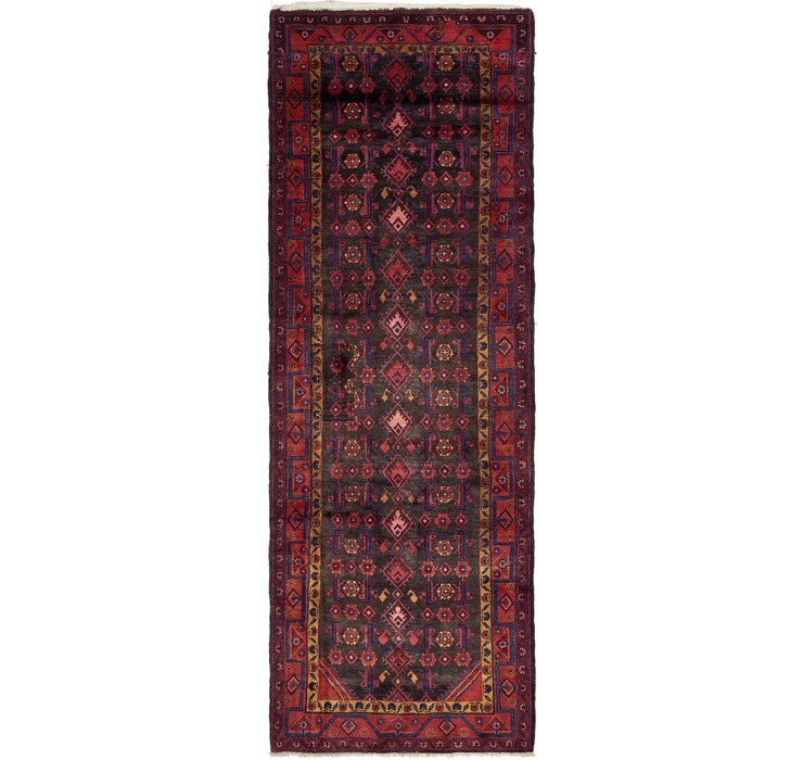 127cm x 358cm Malayer Persian Runner ...