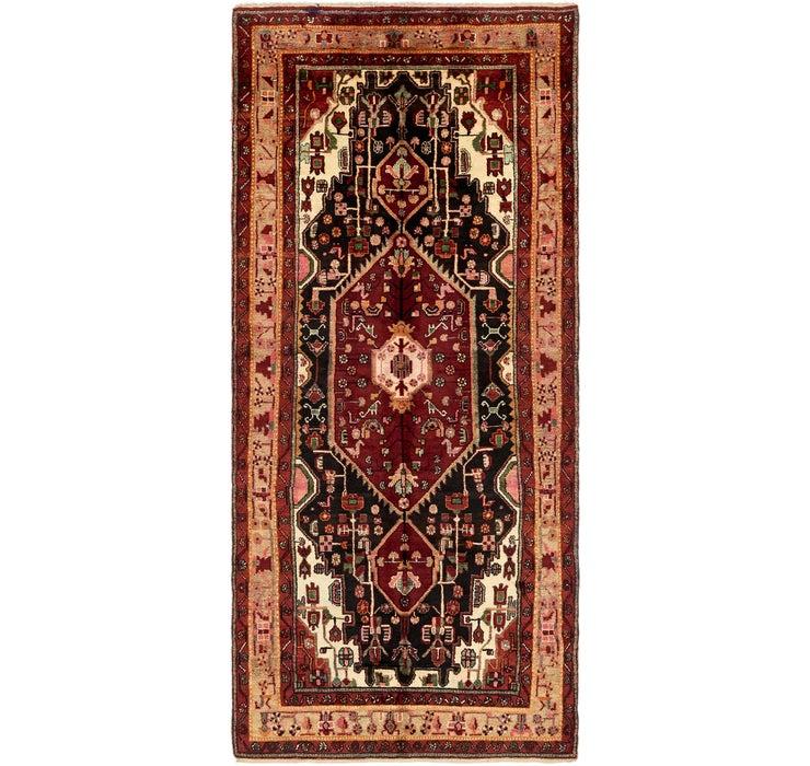 Image of 5' x 11' 3 Nahavand Persian Runner...