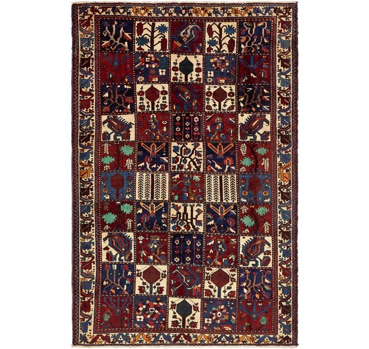 173cm x 275cm Bakhtiar Persian Rug