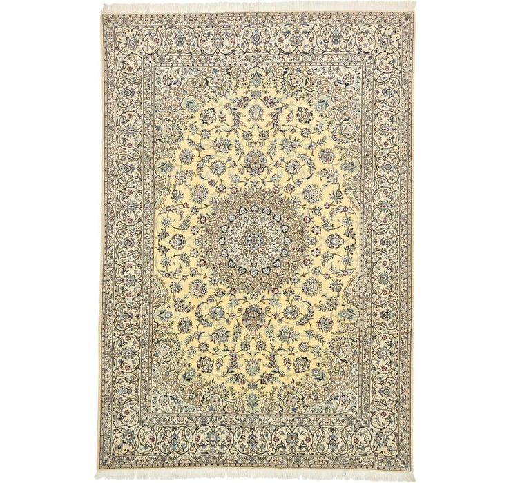 245cm x 358cm Nain Persian Rug