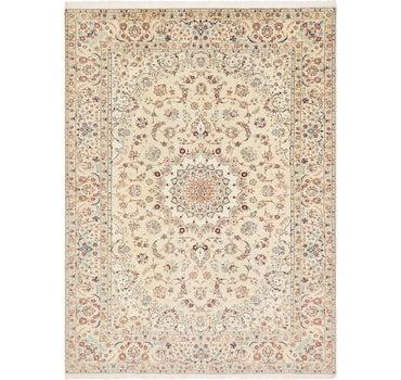 8' 2 x 11' 2 Nain Persian Rug main image