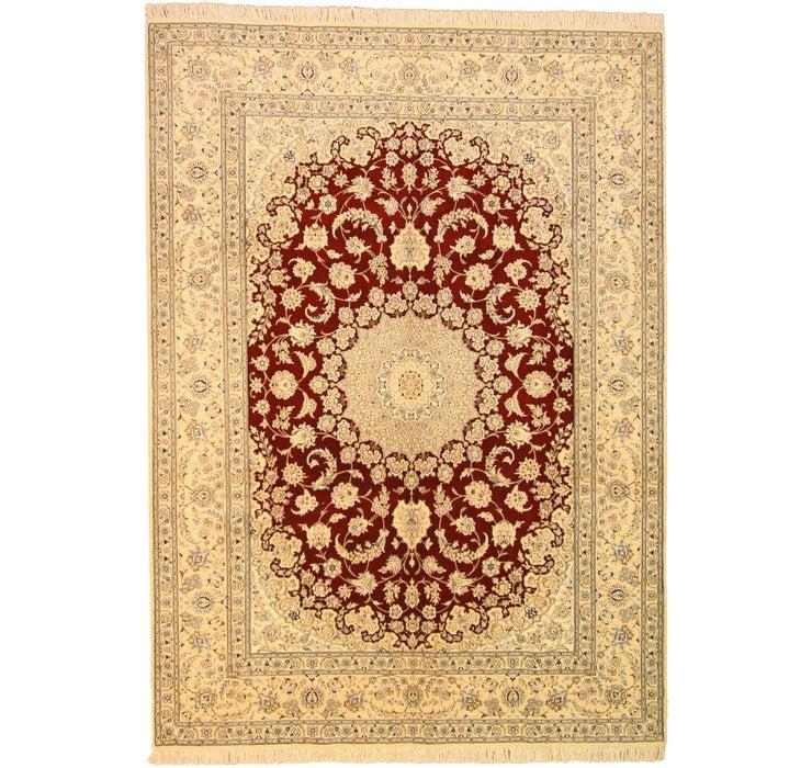 250cm x 350cm Nain Persian Rug