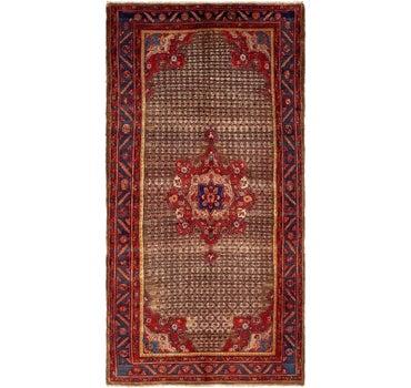 5' x 10' 2 Koliaei Persian Rug main image