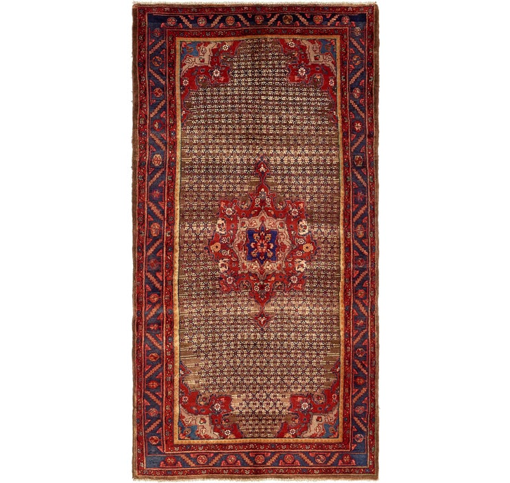 Image of 5' x 10' 2 Koliaei Persian Rug