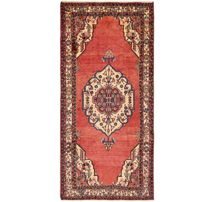 157cm x 330cm Mehraban Persian Runner...