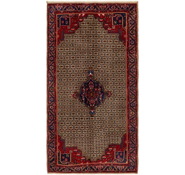 5' x 9' 9 Koliaei Persian Rug