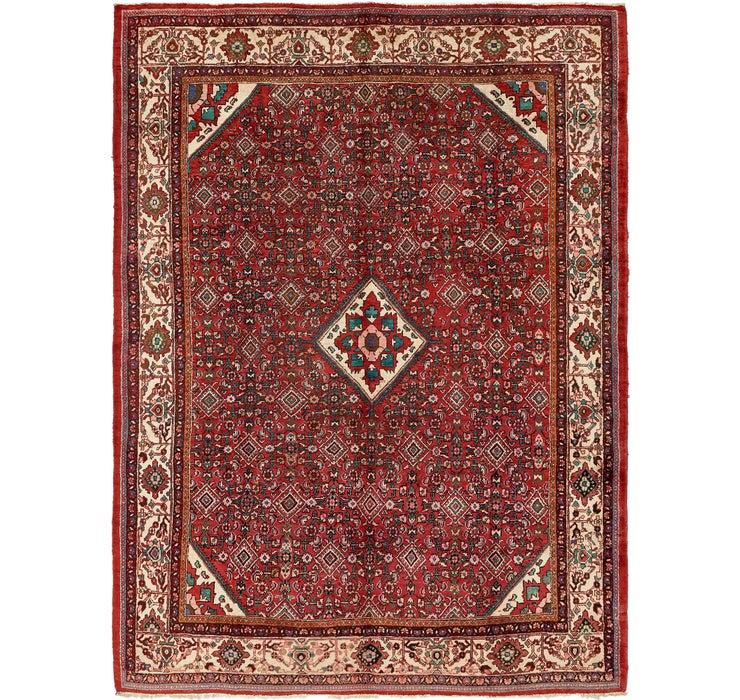 9' 6 x 12' 8 Farahan Persian Rug