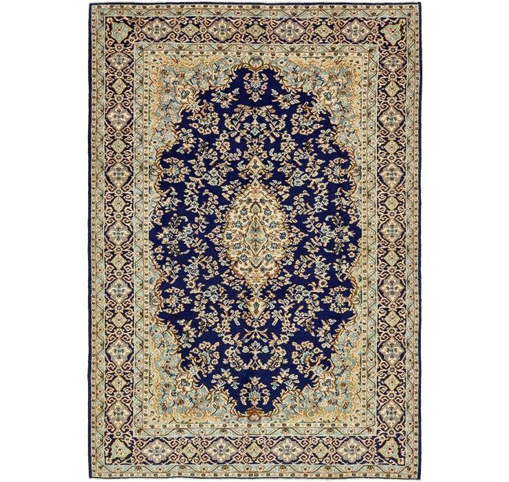 7' 10 x 11' 4 Kerman Persian Rug