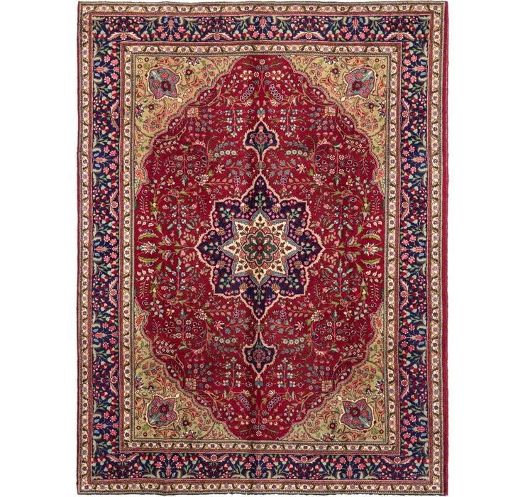 8' 5 x 11' 3 Tabriz Persian Rug