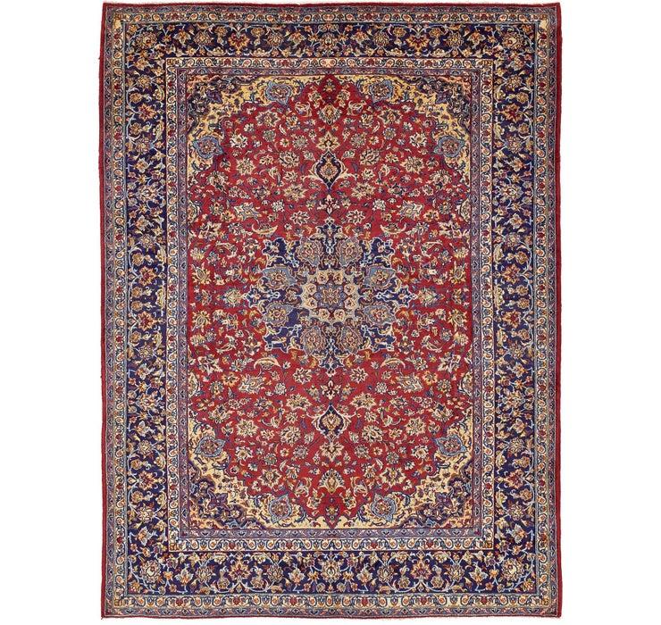 287cm x 390cm Isfahan Persian Rug