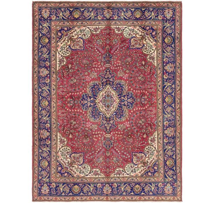 300cm x 400cm Tabriz Persian Rug