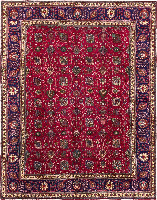 300cm x 390cm Tabriz Persian Rug main image